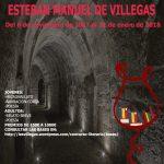 XXIX Edición del Concurso Literario Esteban Manuel de Villegas