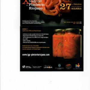 Festival del Pimiento